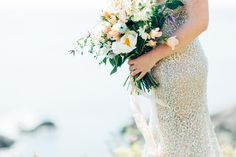 Sea Siren Beach Wedding Inspiration