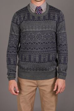 Bushwick Crewneck Sweater / by Goodale