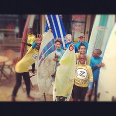 Time to surf for our kids on our surf outreach and volunteer program. - @surfshack_capetown- #webstagram