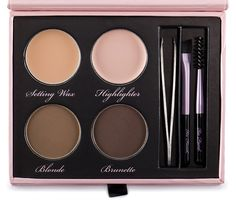 The Too Faced Brow Envy Kit is all you need for amazing brows!