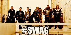 Now that's swag... ;)