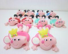 Porta docinhos Peppa Pig