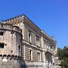 Castello di Nardo', Salento, Puglia, Italy