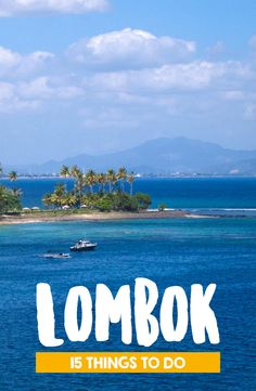Lombok – an island east of Bali, but less famous than its neighbor. While every year millions of tourists are attracted to Bali, many places on Lombok are still untouched. Over here mass tourism is still unknown. Explore 15 things to do in our article.