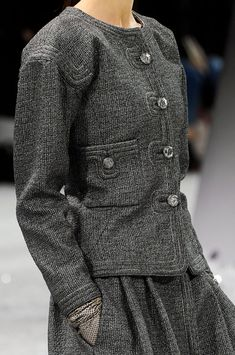 Chanel at Paris Fashion Week Fall 2012