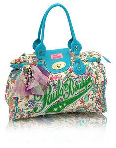 Pauls Boutique | Paul's Boutique Bright Flower Twist Bag at ASOS