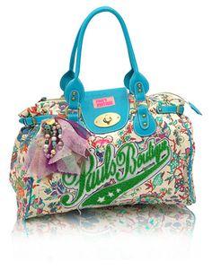 Pauls Boutique | Paul's Boutique Bright Flower Twist Bag at ASOS
