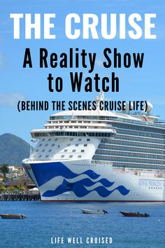 The Cruise Reality show and documentary is a must-watch for anyone who loves cruising and cruise life. This post shares information about Princess Cruises and the show The Cruise. Alaska Cruise Tips, Cruise Packing Tips, Cruise Travel, Cruise Vacation, Best Cruise, Cruise Port, Cruise Ships, Cruise Excursions, Cruise Destinations