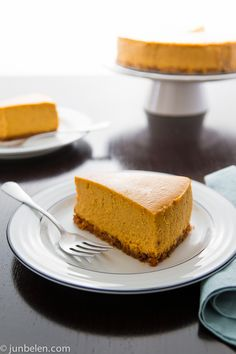 Spiced Pumpkin Cheesecake... It's Fall in Australia! I'll need a Cheesecake Factory Pumpkin Cheesecake recipe to make it feel like home :)
