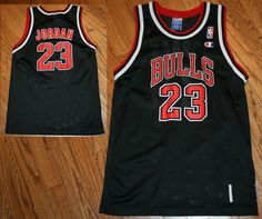 Vintage Chicago Bulls Michael Jordan  23 Champion Basketball Jersey-Youth  Large  Champion  ChicagoBulls 90612c66f