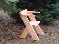 A Chair for the Great Outdoors