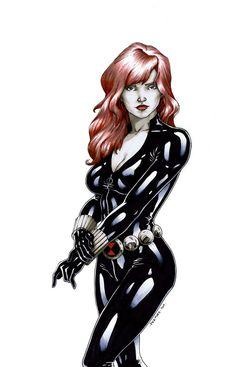 Black Widow - Brent Peeples