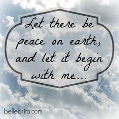 peace on Earth #retrorepin13