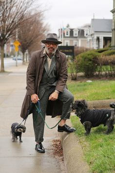 Ignacio and His Pups