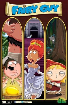 New Family Guy on FOX this Fall!