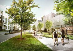 'Sundbyen' Harbor Front Proposal / JAJA Architects