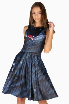 179232de5258 Black Swan Longline Princess Dress - Limited