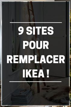 9 sites to know and register to replace IKEA! - Ikea DIY - The best IKEA hacks all in one place Ikea Deco, Diy Décoration, Deco Furniture, Home Staging, Good To Know, Home Accessories, Sweet Home, Room Decor, House Design