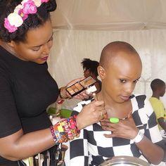 #BlanketsBeautyBar photos are about to start rolling in  First one is of @elladon2 getting a foundation application.  #blanketsandwineklaxi #blanketsandwinekla #blanketsandwineug #blanketsandwine #makeupbyme #makeupbymi #amuaski  #BurundianMUA #BurundiOnTheMap #MUA #Uganda #Kampala #Burundi #Buja #Rwanda #Kigali #MakeupArtist #GlambyMI  #InstaBeauty #AfricanGirlsKillingIt #Team257 #Naturalista #BurundianMakeupArtist by glambymi
