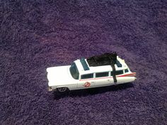 Who ya gonna call? That's right. Ghost busters. Very nice job hot wheels on this one.