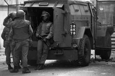 Witnessing the Troubles: the human face of 1980s Northern Ireland ....