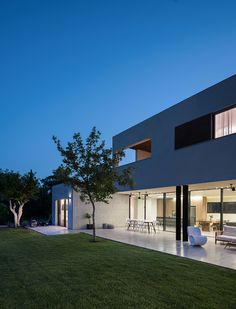 View Of Small Cow House By Jeff Shelton Architect