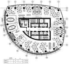 Ideas For Furniture Layout Office Office Layout Plan, Office Floor Plan, Floor Plan Layout, Office Layouts, Office Ideas, Corporate Interior Design, Corporate Interiors, Office Interiors, Plan Design