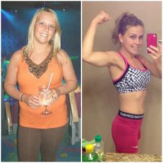 Before And After Photo To Show How Piloxing Changed My Body Mind