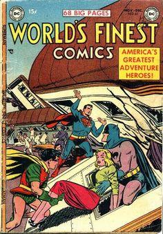 World's Finest Comics #67