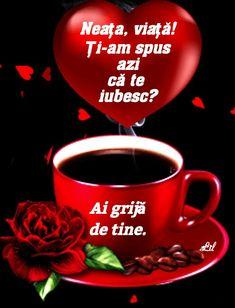 Joi, Good Morning, Valentines, Tableware, Beautiful Images, Buen Dia, Valentine's Day Diy, Dinnerware, Bonjour