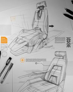 Personal sketching in Happy new year Car Interior Sketch, Car Interior Design, Car Design Sketch, Car Sketch, Automotive Design, Design Art, Industrial Design Sketch, Sketch Inspiration, Car Drawings