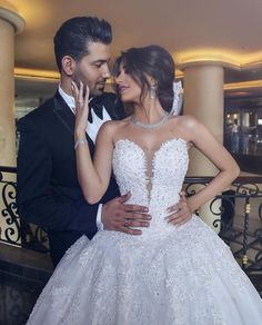 Funny Wedding Photos Lace Appliques Sweetheart Tulle Wedding Dresses, Princess Fashion A-Li – SposaBridal - Wedding Picture Poses, Wedding Photography Poses, Wedding Poses, Wedding Photoshoot, Wedding Couples, Photography Tools, Wedding Tips, Wedding Favors, Wedding Events