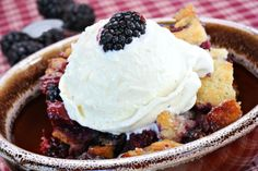 Alaskan Wild Berry Cobbler, Alaska is home to many varieties of berries and the wild ones always taste the best. You could make this dessert using any favorite cobbler recipe and whatever fresh berries you've picked that day. Common Alaskan berries include: raspberries, blackberries, and blueberries. Make your cobbler an Alaskan adventure by including more unusual Alaskan fruit. Try salmonberries, lingonberries, and mossberries in your recipe for a special delight.