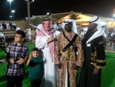 At the 2014 Janadriya Festival north of Riyadh.