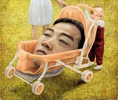 石田徹也の世界 - 作品 - 石田徹也公式ホームページ