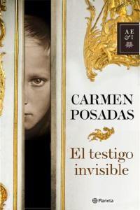"""""""El testigo invisible"""" libro leído por los clubes de lectura en la Biblioteca Pública de Soria"""