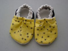 Free baby shoe pattern | Jaime Johnson