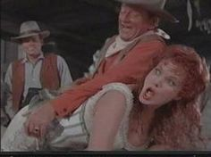 McClintock! John Wayne and Maureen O Hara were always fantastic together