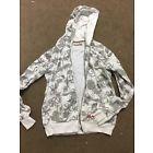 ladies hooded Roxy jacket size 12