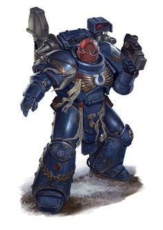 Warhammer 40000,warhammer40000, warhammer40k, warhammer 40k, ваха, сорокотысячник,фэндомы,Ultramarines,Ультрамарины,Space Marine,Adeptus Astartes,Imperium,Империум,techmarine