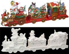 1716 Tren Santa