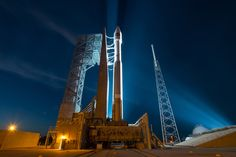 Cygnus Spacecraft Ready for Launch to the International Space Station #NASA Image of the day #photograhpy #photooftheday