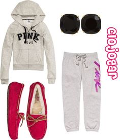 """Loungin'"" by clojogar on Polyvore"