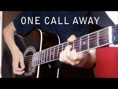 Charlie Puth - One Call Away (Acoustic Guitar Cover) #charlie #puth #guitar #acoustic