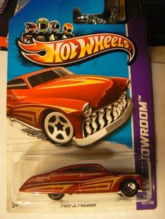 Hot Wheels HW Showroom 183/250 Purple Passion by Hot Wheels. $0.51