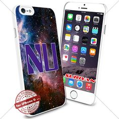 New iPhone 6 Case Northwestern Wildcats Logo NCAA #1410 White Smartphone Case Cover Collector TPU Rubber [Galaxy] SURIYAN http://www.amazon.com/dp/B015CWF7WQ/ref=cm_sw_r_pi_dp_NX8zwb1ZQRJZ9