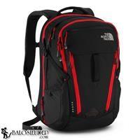 Balo Cao Cấp The North Face Surge Backpack 2015 màu đỏ với thiết kế năng động, trẻ trung có thể sử dụng như balo laptop, balo du lịch, balo phượt, mẫu balo đa năng này sẽ là giải pháp tuyệt vời cho bạn khi sử dụng để đi học, đi chơi, đi du lịch cùng bạn bè. Thiết kế năng động, êm ái cùng nhiều ngăn đựng đồ giúp bạn có thể đựng được nhiều đồ dùng khác nhau.