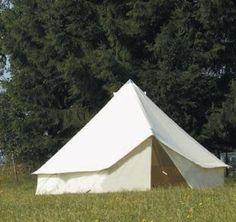 Rundtelt med plads til 8 personer. Kan bruges både som samlingstelt og som lejrtelt.  Den store indgang giver let adgang til teltet, og siderne kan rulles op når der er godt vejr.  Telt rejses over én midterstang, og er let at rejse. Der er udluftningskanaler i toppen af teltet, og siderne er forstærket med PVC belagt polyester langs kanterne. Som ekstra udstyr kan der leveres bund til teltet i PVC belagt polyester.