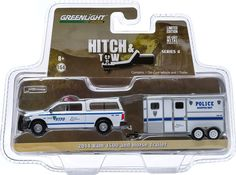 A.S.S NEU GreenLight 1//64 Chevrolet Caprice Police Department NY Hobby Exclusive