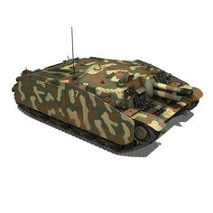 43m zrinyi ii – assault gun – 3rd battery 37 3d model military vehicles 282630 Defence Force, Panzer, Military Vehicles, Wwii, Tractors, Guns, Outdoor Blanket, Army, Models